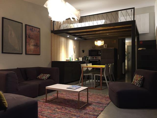 Elégant appartement - Alpe d'Huez - Huez - Daire