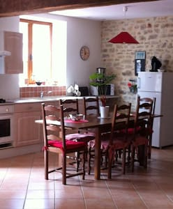 Location gite - House