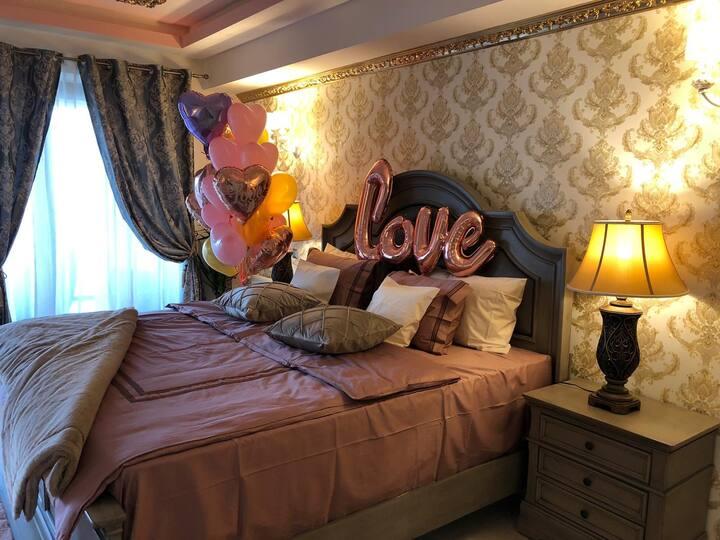 Buchetino luxury apartament