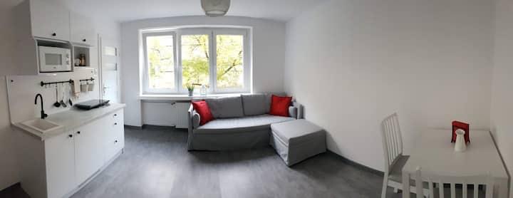 Poznań Słoneczny Apartament