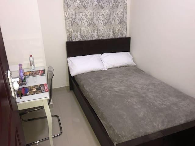 Small Room W/Attached Private Bath AlJadaf Metro