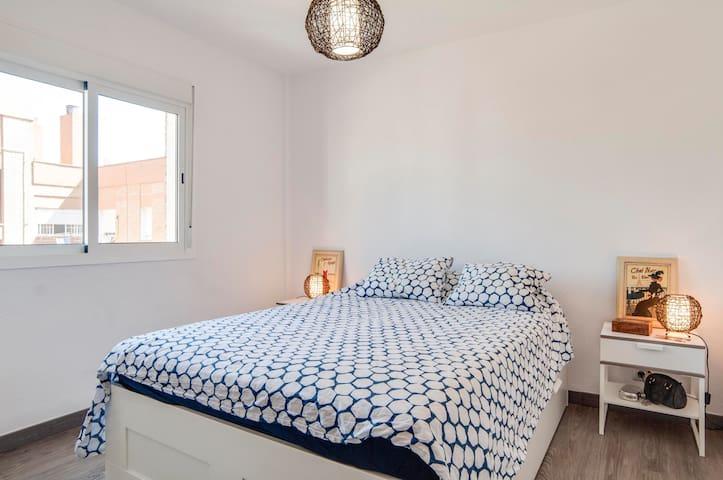 Appartement 3 chambres 87m2 proche centre et plage - Málaga - Lägenhet