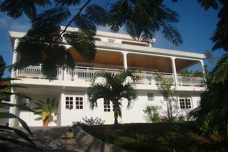 Chambres à la Villa Marie - 2 - Saint-Esprit - Ház