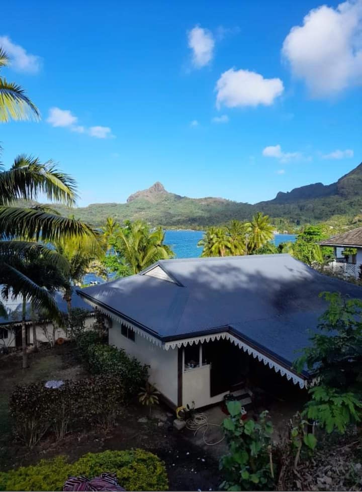 Bora Bora Taf Lodge