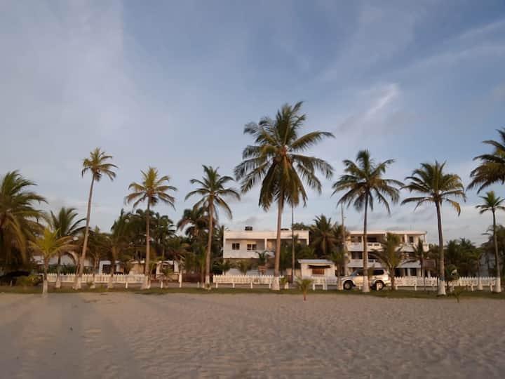 Apartamento frente al mar mejor playa en Coveñas