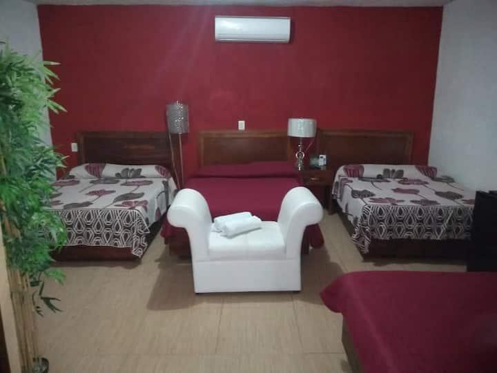 Hotel Cabañas GG en Tamasopo huasteca potosina