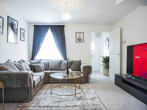 Beautiful Town house in Martham close to the beach
