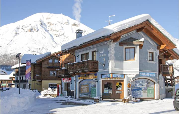 Nice apartment in Livigno with WiFi and 2 Bedrooms