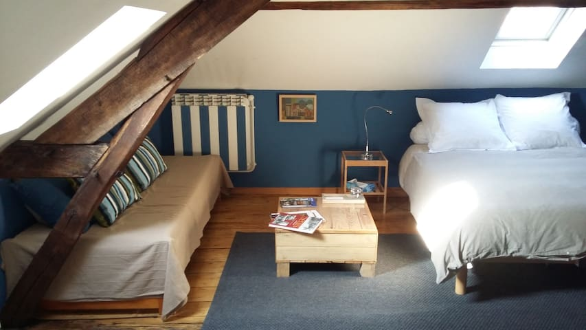 Anne & Xavier - Bed & breakfast dans Senlis - Senlis