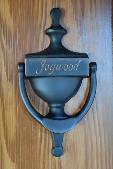 Joywood embellishes the joy & peace of nature & the Creator.