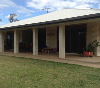 Ebbw Vale Farm an Aussie bush experience inc bfast