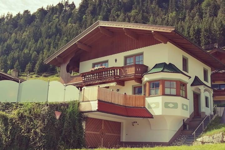 Ferienhaus in Walchsee von 2 - 8 Personen