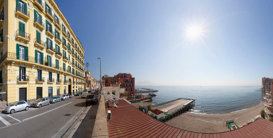 Luxury apartment in Posillipo - Napoli - อพาร์ทเมนท์