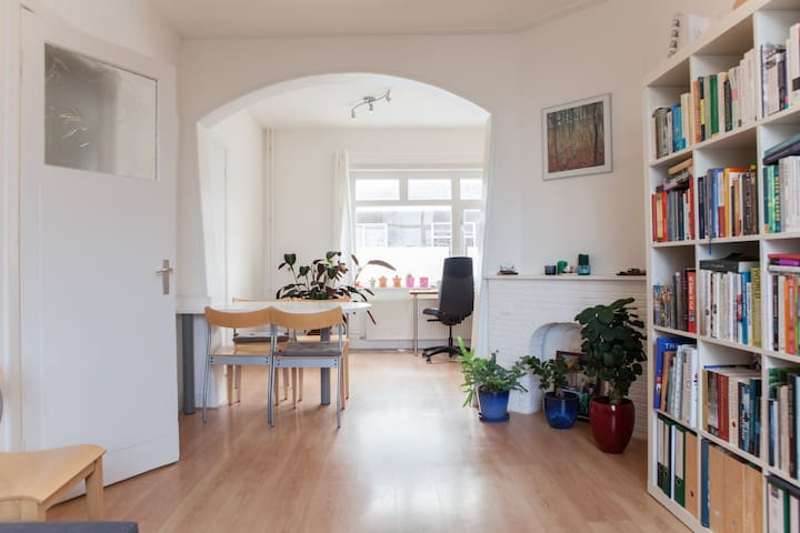 Bright apartment near Julianapark - Utrecht - Flat