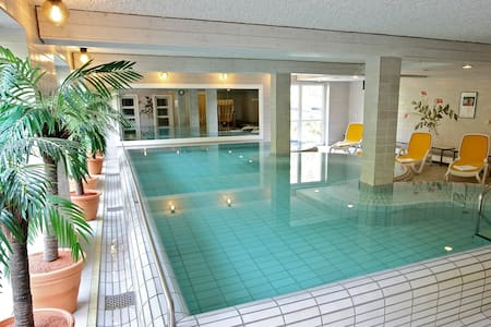 2-room apartment 44 m² Aktiv & Vital Hotel Residenz in Bad Griesbach - Bad Griesbach - Lejlighed