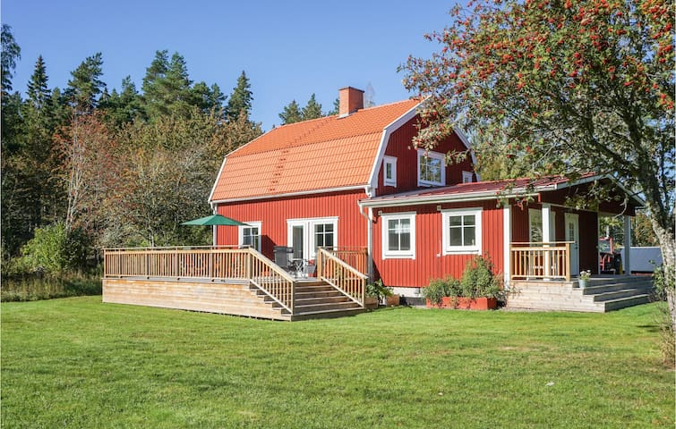 Holiday cottage with 2 bedrooms on 125m² in Tranås