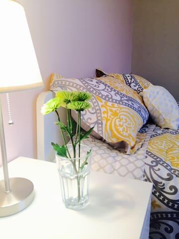 Cozy bedroom(only for female) - Woodbury - Huis