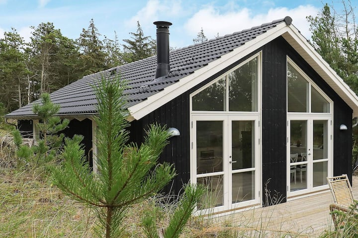 Premium Holiday Home in Pandrup with Sauna