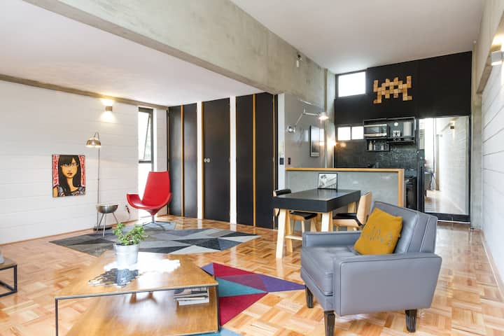 High Speed Internet - Classy Loft CDMX