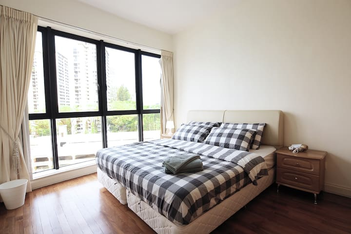 Furnished, Homely 2BR APT near Bouna Vista MRT