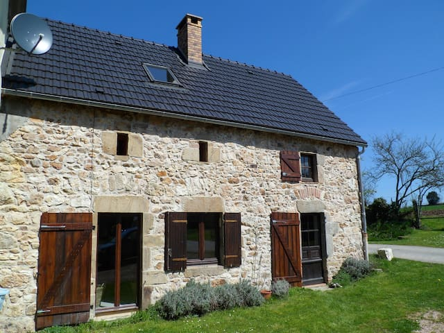 Cutters Lodge - Saint-Maurice-prés-Pionsat - House