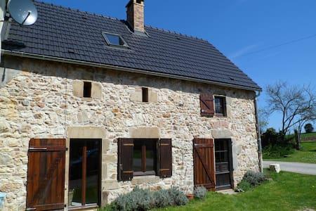 Cutters Lodge - Saint-Maurice-prés-Pionsat - 獨棟