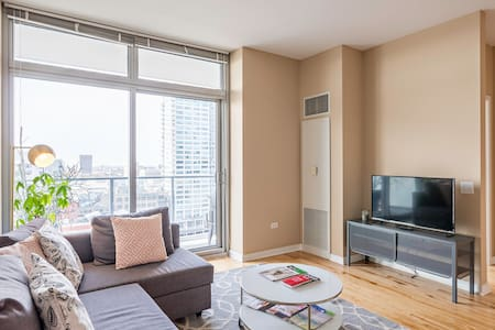 Downtown upscale apartment - Chicago - Apartment