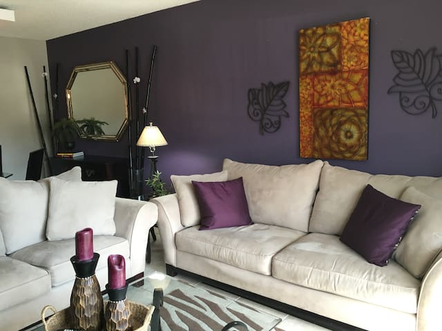 Cozy & Relaxing apartment - Lauderhill - Appartement