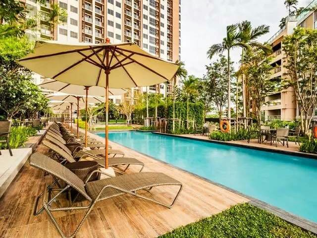Unixx Pattaya Cozy Apartment in central area