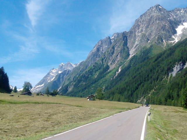 Ferienhaus Schweiz, Wallis, Val Ferret, Verbier