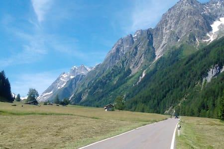 Ferienhaus Schweiz, Wallis, Val Ferret, La Fouly