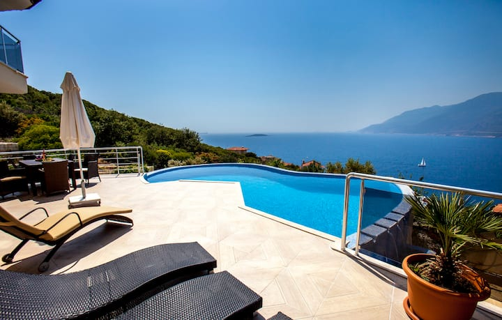 Villa Hans - Luxury Houses with private Pool