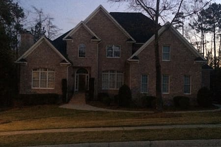 Two Luxurious bedrooms in beautiful high end house - Irmo - Hus