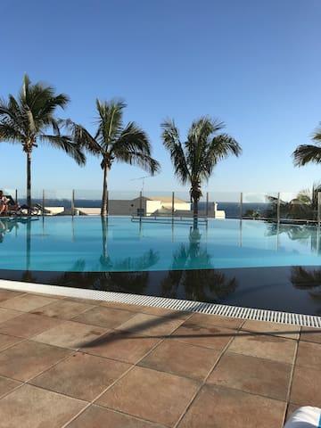 Lago Verde swimming pool