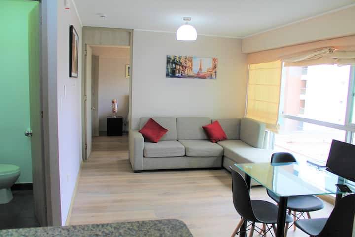 Appartment in Barranco near to Miraflores!