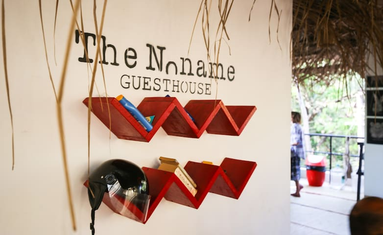 The Noname Guesthouse. Economy Single Room