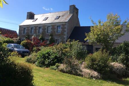 Lovely house on top the hill! - Saint-Michel-en-Grève