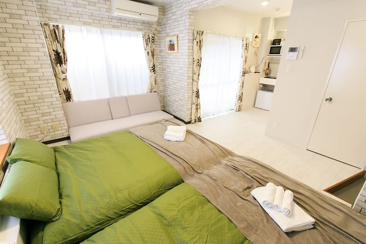 Up to 5 people☆ Near Nagoya Station (20E)