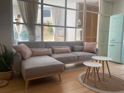 An exquisite apartment in Bahsa for your holiday