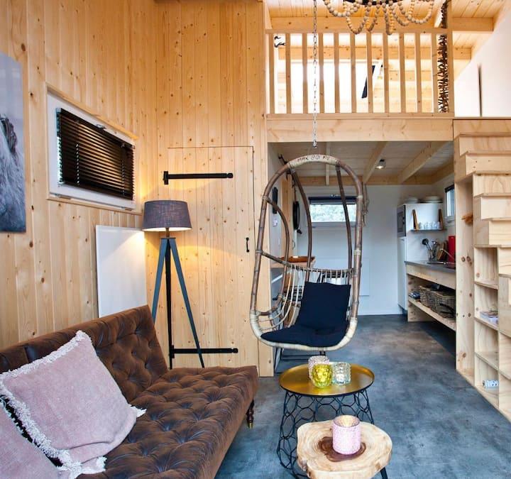 Tiny House 11, natuur en rust
