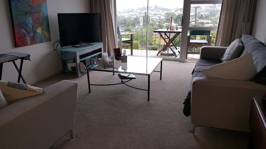 St Heliers Garden Apartment.