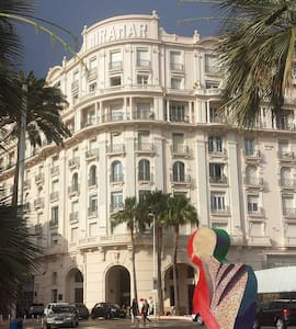 Lovely Studio 138 - Palais Miramar - Cannes - Cannes - Apartment