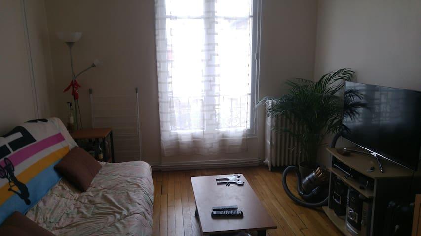 Beau 3 pièces à 10 min de Paris - Colombes - Apartment