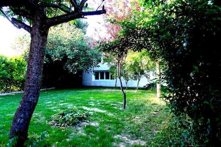 Petite maison charmante à 20 minutes de Bordeaux - Saint-Romain-la-Virvée