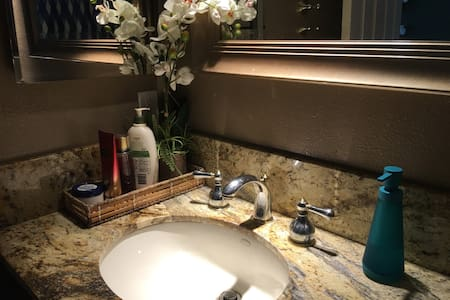 Private room with attached bath - Laguna Niguel - Casa