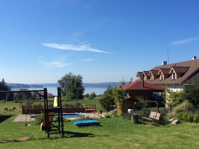 Rodinný prázdninový dům Hůrka