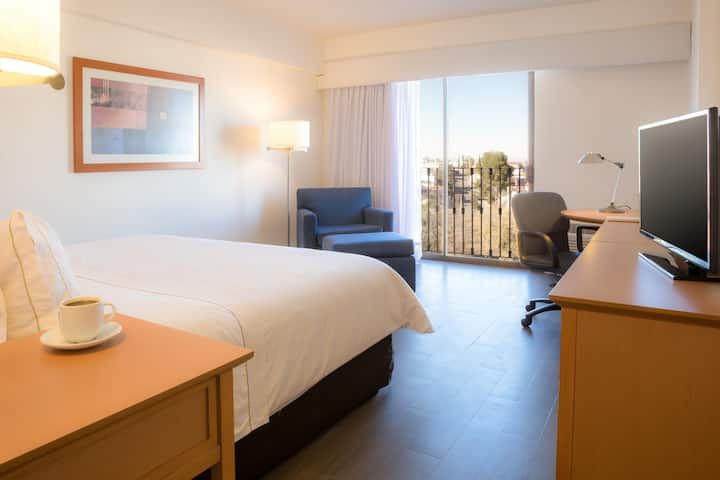 Excellent Room Superior Double Bed At Chihuahua