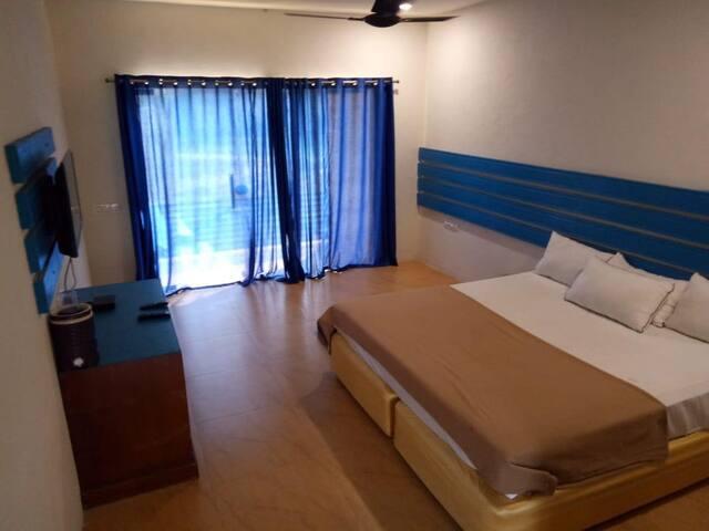 Jagira The Jungle Resort Deluxe AC Room