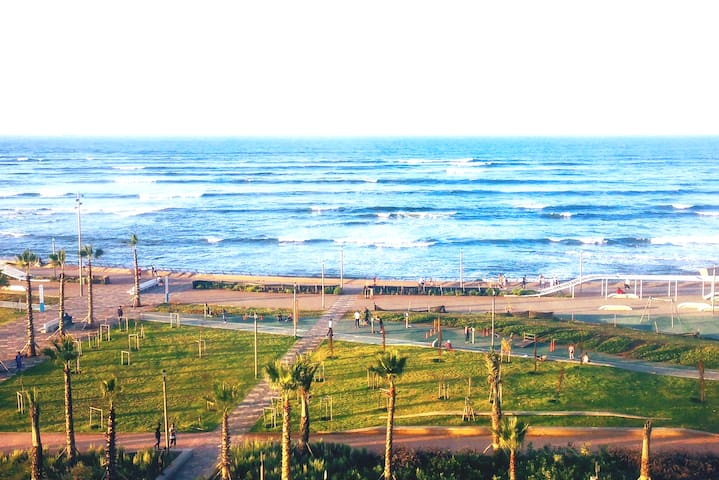 Best sea view in Casablanca.Modern top appartement