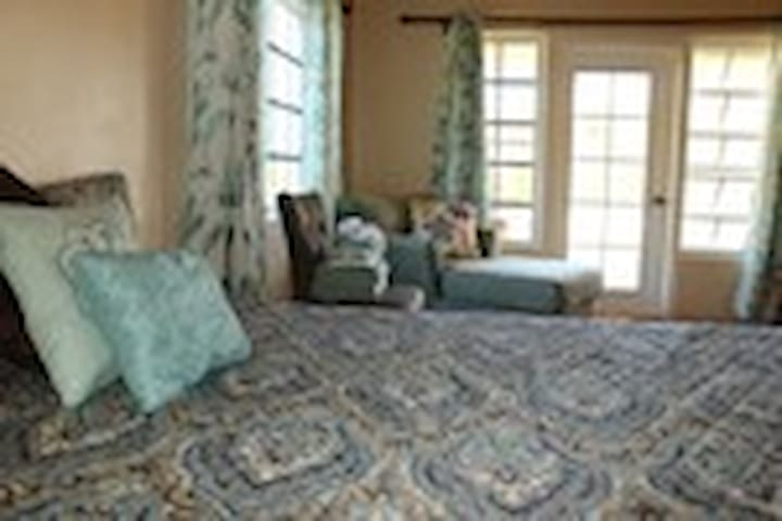 Vista Blue Bedroom Suite